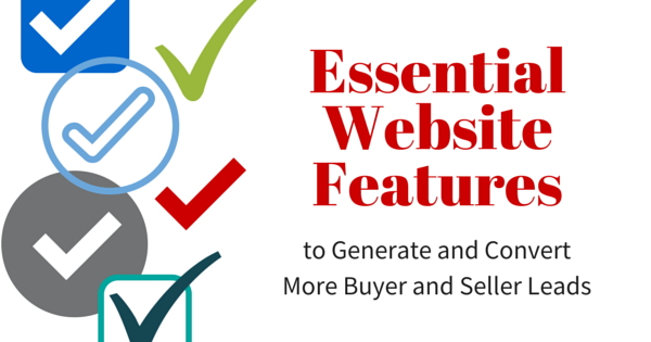 Essential Real Estate Website Features for Lead Generation