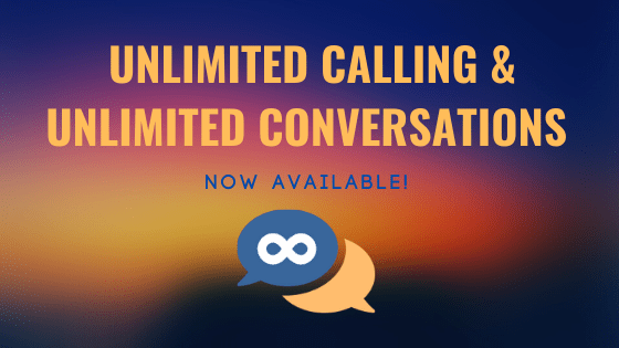 Engage Unlimited Calling & Unlimited Conversations - Now Available
